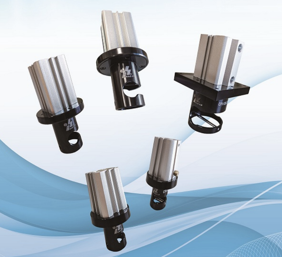 types of pinch valve